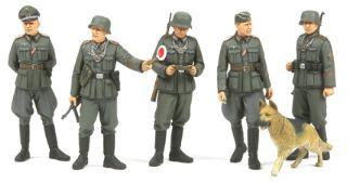 WWII POLIZIA MILITARE     1/35