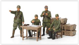 SOLDATI GIAPPONESI WWII   1/35