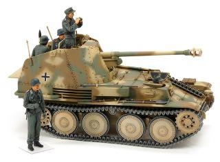 Carro MARDER III M Normandy Front 1/35 tedesco