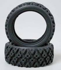 GOMME TIPO RALLY 2pz 26mm 1/10