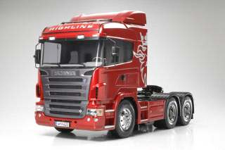 CAMION SCANIA R620   RC IN KIT
