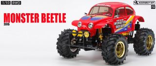 MONSTER BEETLE 2015 IN KIT