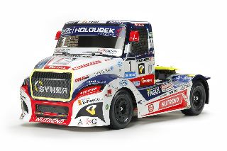 RACING TRUCK Buggyra Fat Fox TT-01E in Kit