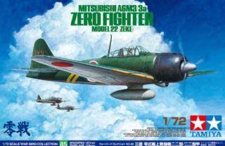 A6M3/a ZERO MODEL 22      1/72