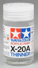 X-20A DILUENTE MEDIO  46ml 1pz