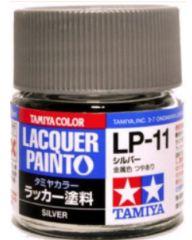 LP-11 SILVER               6pz BOTTIGLIETTA COLORE LACQUER