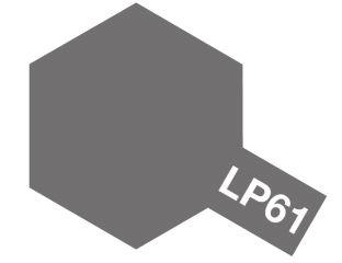 LP-61 Metallic Gray 6pz bottiglietta colore a smalto