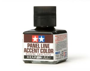 PANEL LINE ACCENT   DARK BROWN