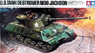 US DESTROYER M36 JACKSON  1/35