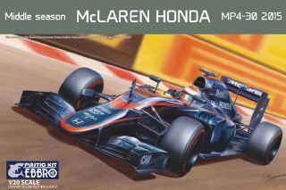 EBRO McLAREN MP4-30 2015  1/20