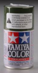 SPRAY x PLASTICA OLIVE DRAB 2
