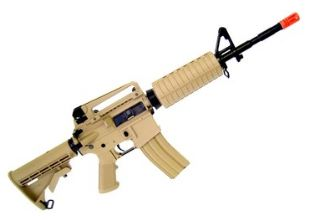 FUCILE M4A1 IN ABS COLORE TAN