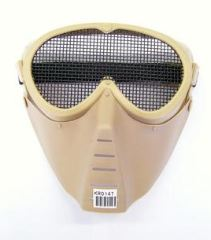 MASCHERA J-TACTICAL TAN