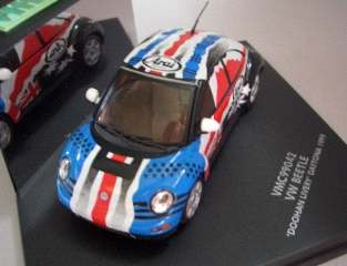 NEW BEETLE DAYTONA DOOHAN 1/43