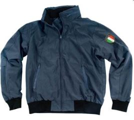 GIACCA BOMBER VERDE      SMALL