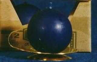 SFERA CERA 60mm BLU        2pz