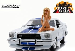 MUSTANG CHARLIES ANGEL    1/18