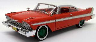 Christine la macchina infernale 1/24 Plymouth Fury 1958