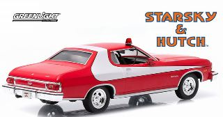 STARSKY & HUTCH FORD 1976 1/43 GRAN TORINO SERIE TV