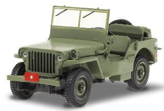 Willys Jeep 1942 Telefilm MASH 1/43