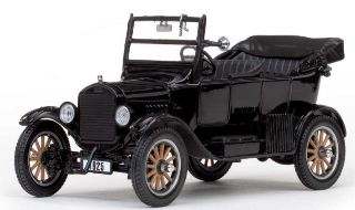 Ford Model T 1925 Stanlio e Olio 1/24 Laurel & Hardy