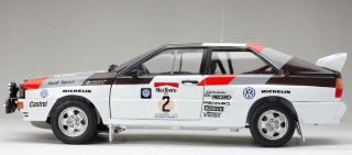 Audi Quattro A2 1/18 Mikkola Hertz