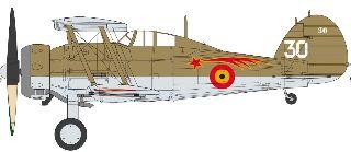 Gloster Gladiator Mk.I/Mk.II 1/72