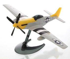 P51D MUSTANG QUICK BUILD 242mm