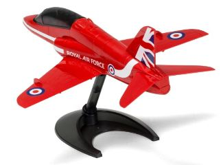 RAF RED ARROWS HAWK COSTRUZIONE TIPO LEGO NO COLLA