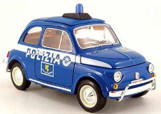 FIAT 500 POLIZIA          1/24