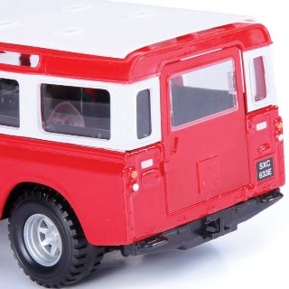 LAND ROVER SERIES II      1/24