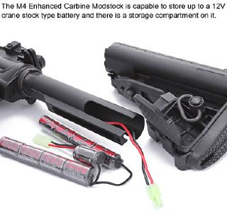 FUCILE BW15 CARBINE BLACKWATER