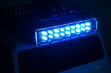 BARRA LUCI CON LED x SCALER