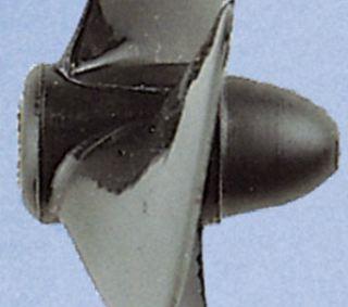ELICA SCAFI TRIPALA M4 SX 65mm