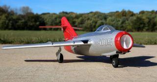 UMX MiG-15 EDF BNF Basic w/AS3X & SAFE Select