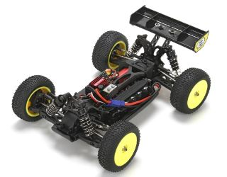 LOSI MINI8 AVC BUGGY NERA 1/14
