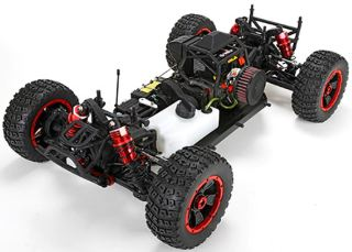 LOSI K&N DBXL MOTORE A BENZINA 26cc BUGGY 4WD 1/5