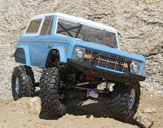 VATERRA FORD BRONCO 4x4 SCALER