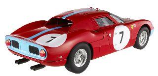 FERRARI 250 LM 1964 ROSSA 1/18