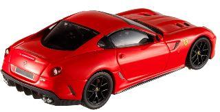 FERRARI 599 GTO ROSSA     1/43