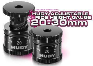 HUDY RIDE HEIGHT GAUGE 20-30mm
