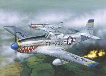 P 51D MUSTANG             1/72