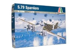 S79 SPARVIERO             1/72