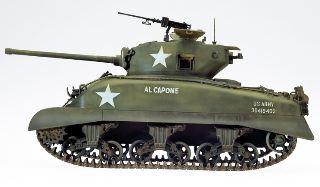 M4A1 SHERMANN             1/35
