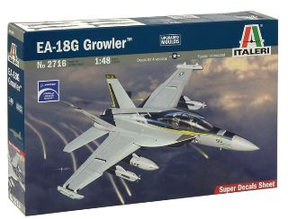 EA 18 G GROWLER           1/48