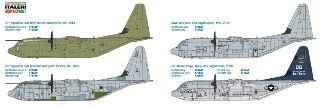 C130J C5 HERCULES         1/48