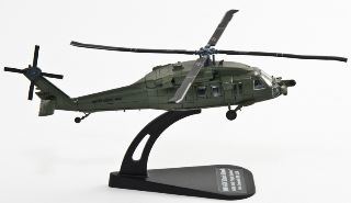 MH60 K BLACK HAWK      MONTATO
