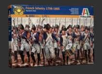 FRENCH INFANTRY 1798-1805 1/72