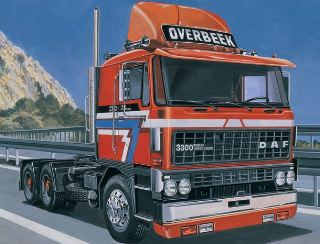 CAMION DAF 3300 TURBO     1/24