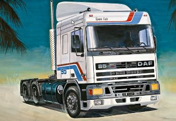 CAMION DAF95 MASTER TRUCK 1/24